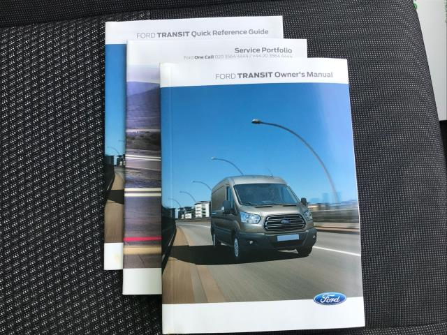 2016 Ford Transit L3 H3 VAN 130PS EURO 6 (FD66LZX) Image 27