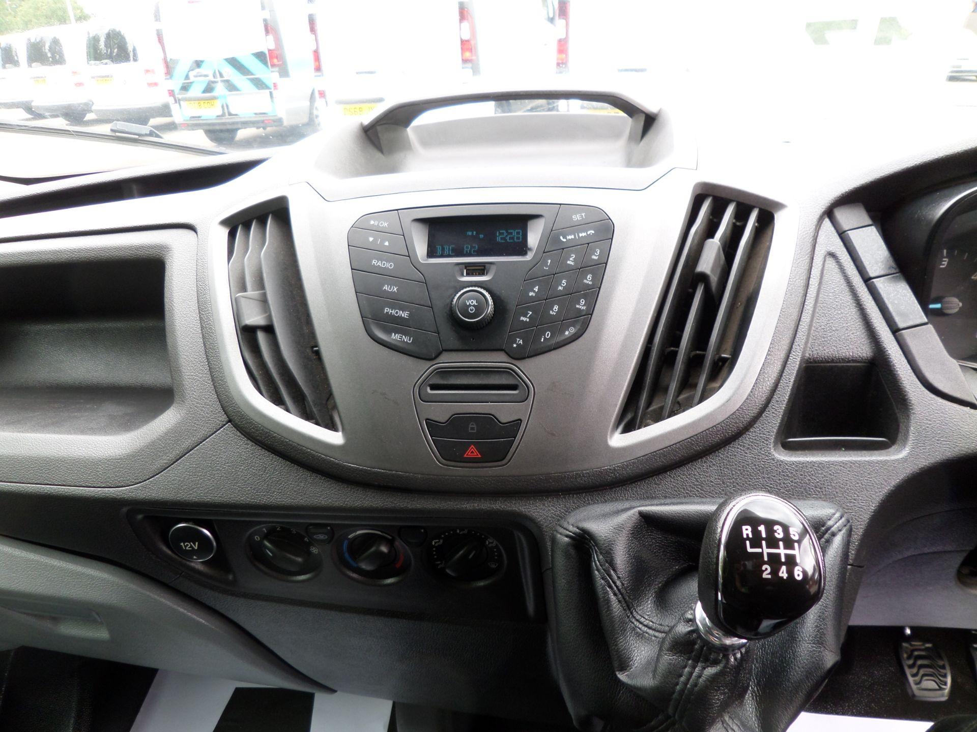 2016 Ford Transit 2.0 Tdci 130Ps H3 Van Euro 6 (FD66MDU) Image 13