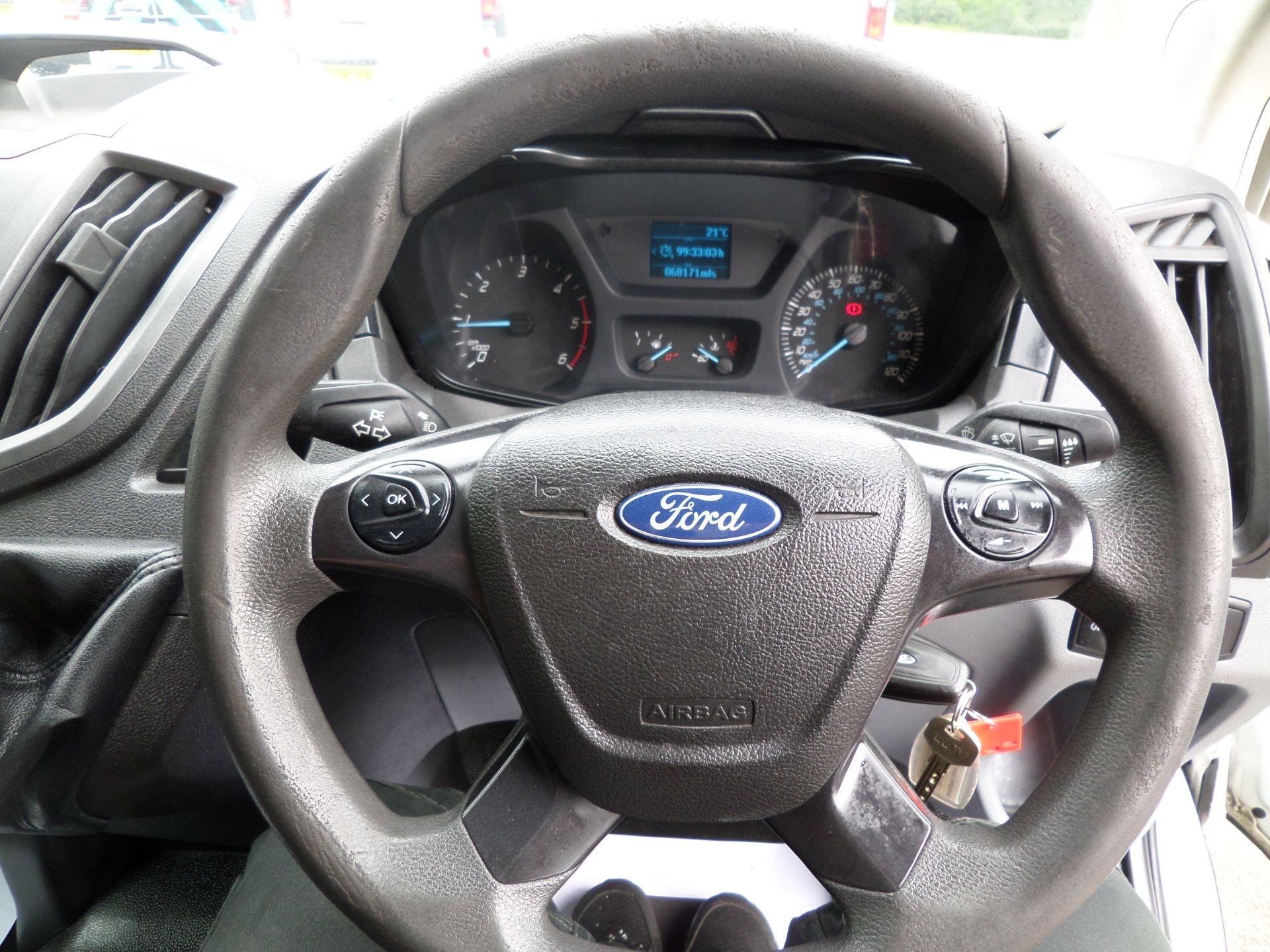 2016 Ford Transit 2.0 Tdci 130Ps H3 Van Euro 6 (FD66MDU) Image 15