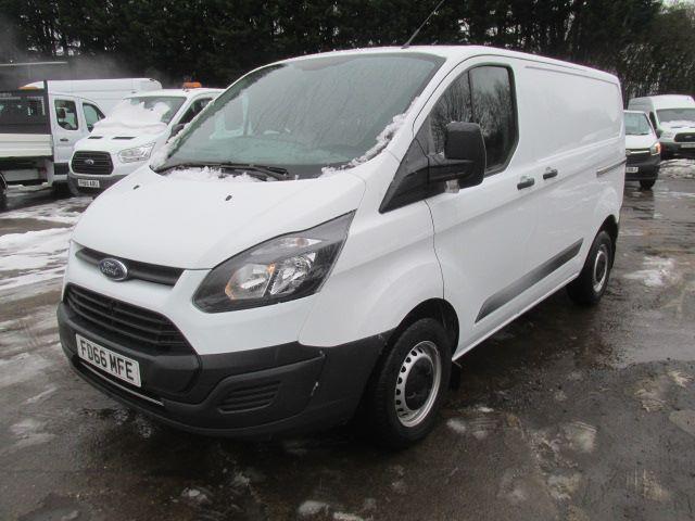 2016 Ford Transit Custom 290 L1 H1 2.0 Tdci 105Ps Van (FD66MFE) Image 19