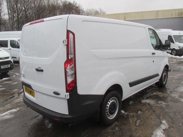 2016 Ford Transit Custom 290 L1 H1 2.0 Tdci 105Ps Van (FD66MFE) Image 11