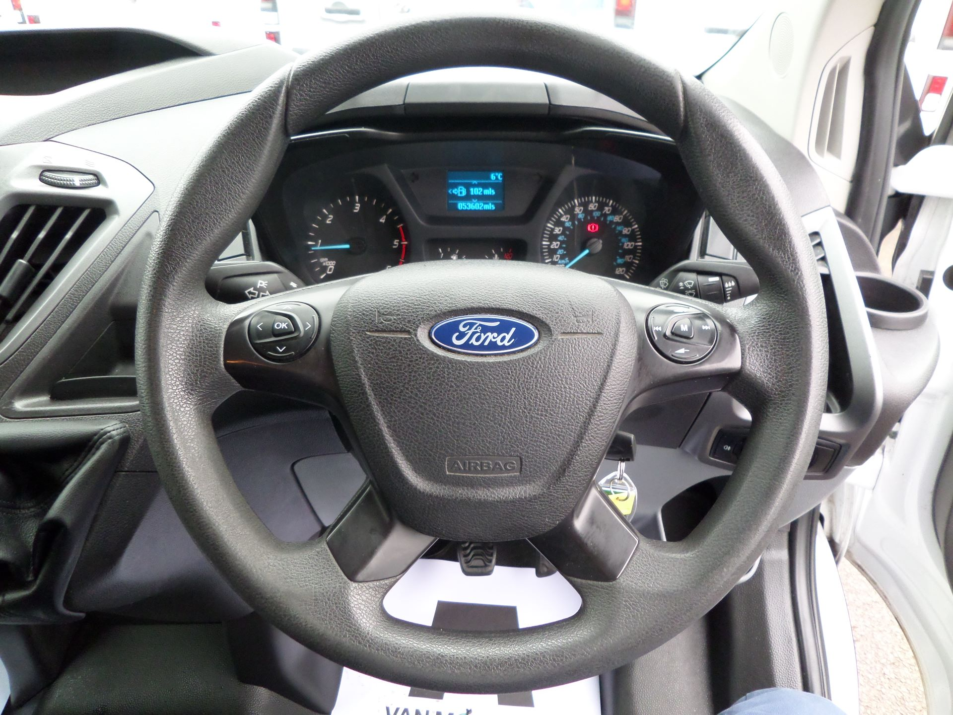 2016 Ford Transit Custom 2.0 Tdci 105Ps Low Roof Van Euro 6 (FD66MFY) Image 16