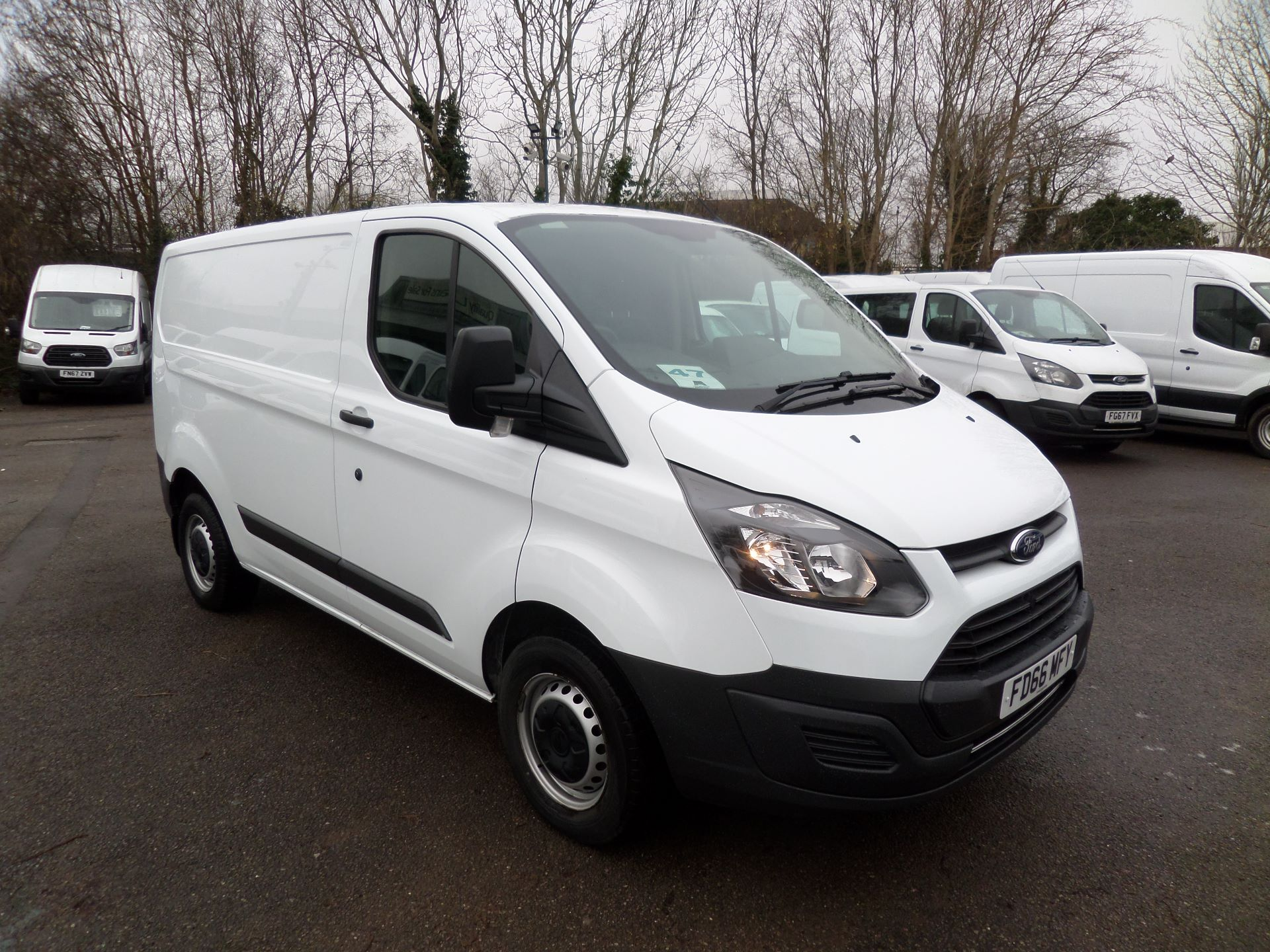 2016 Ford Transit Custom 2.0 Tdci 105Ps Low Roof Van Euro 6 (FD66MFY)