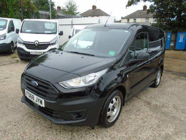 2019 Ford Transit Connect 1.5 Ecoblue 75Ps Van (FD68JYW) Image 3