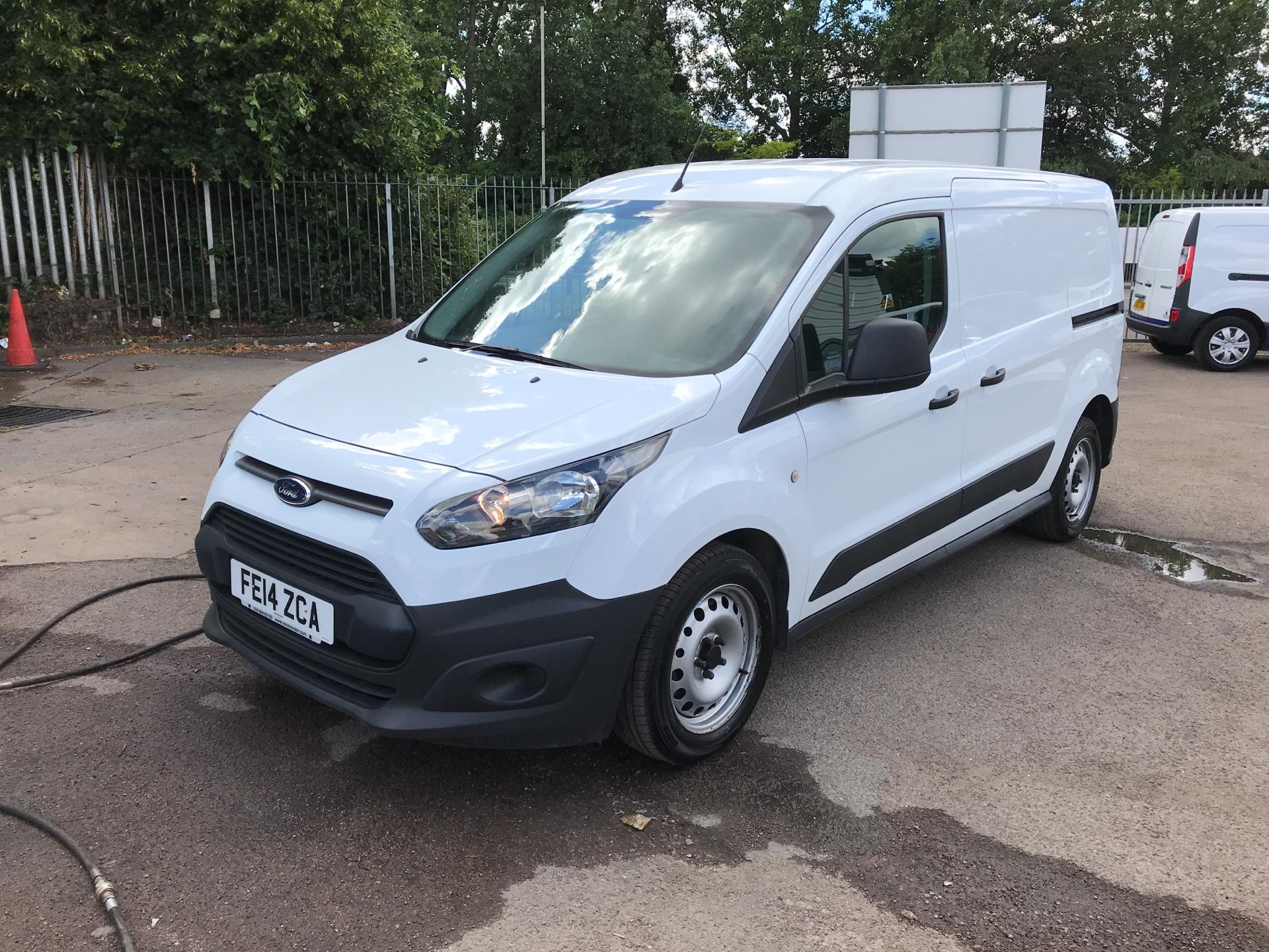 2014 Ford Transit Connect 1.6 Tdci 115Ps Van (FE14ZCA) Image 7