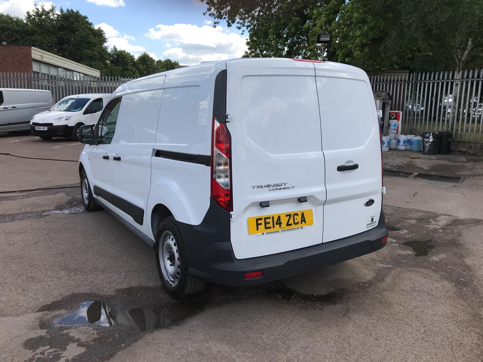 2014 Ford Transit Connect 1.6 Tdci 115Ps Van (FE14ZCA) Thumbnail 5
