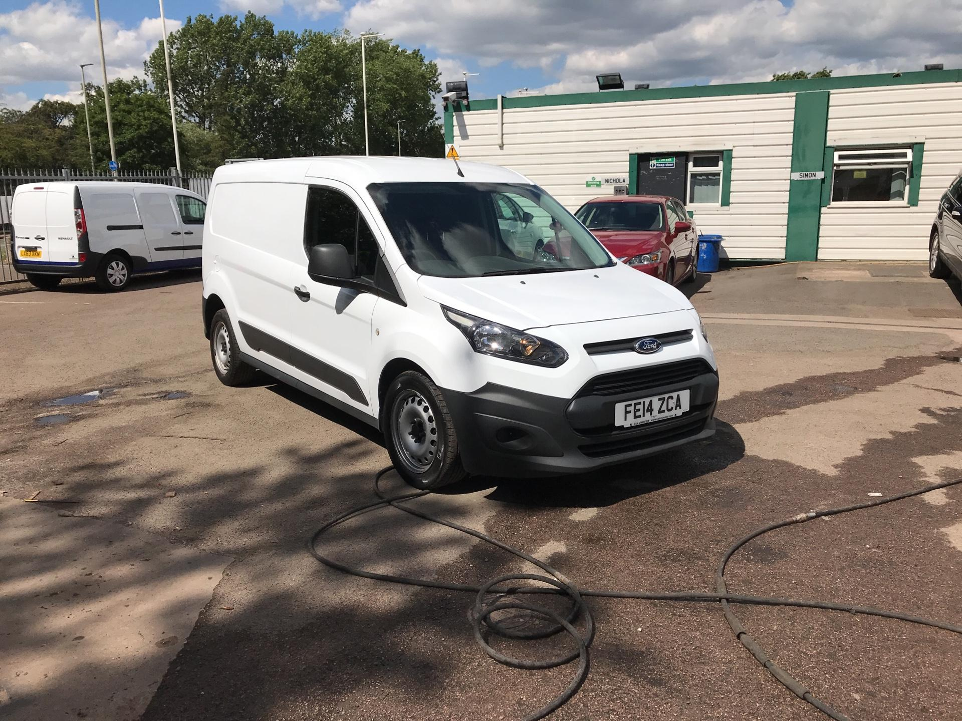 2014 Ford Transit Connect 1.6 Tdci 115Ps Van (FE14ZCA)