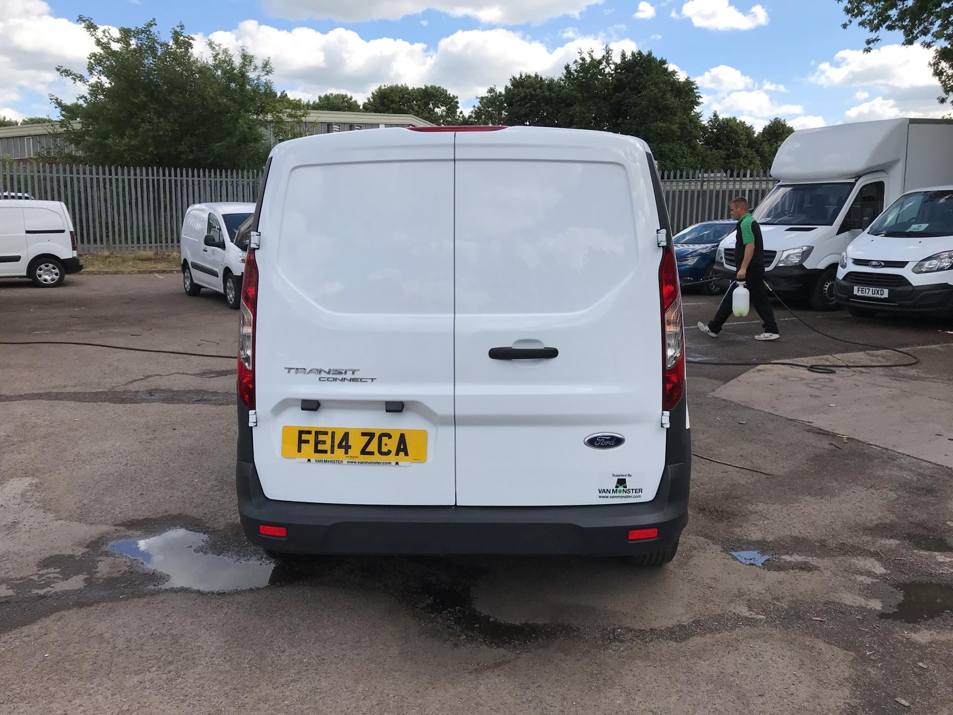 2014 Ford Transit Connect 1.6 Tdci 115Ps Van (FE14ZCA) Thumbnail 4
