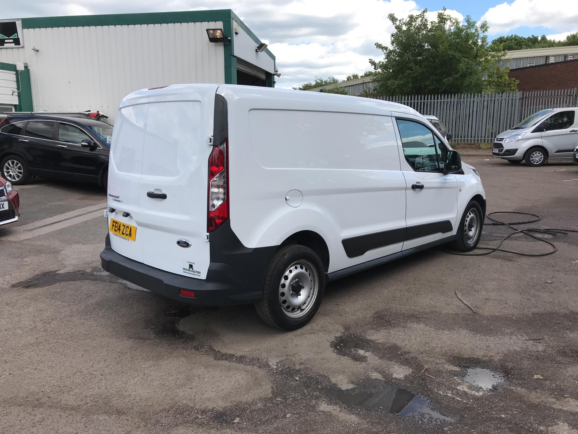 2014 Ford Transit Connect 1.6 Tdci 115Ps Van (FE14ZCA) Image 3