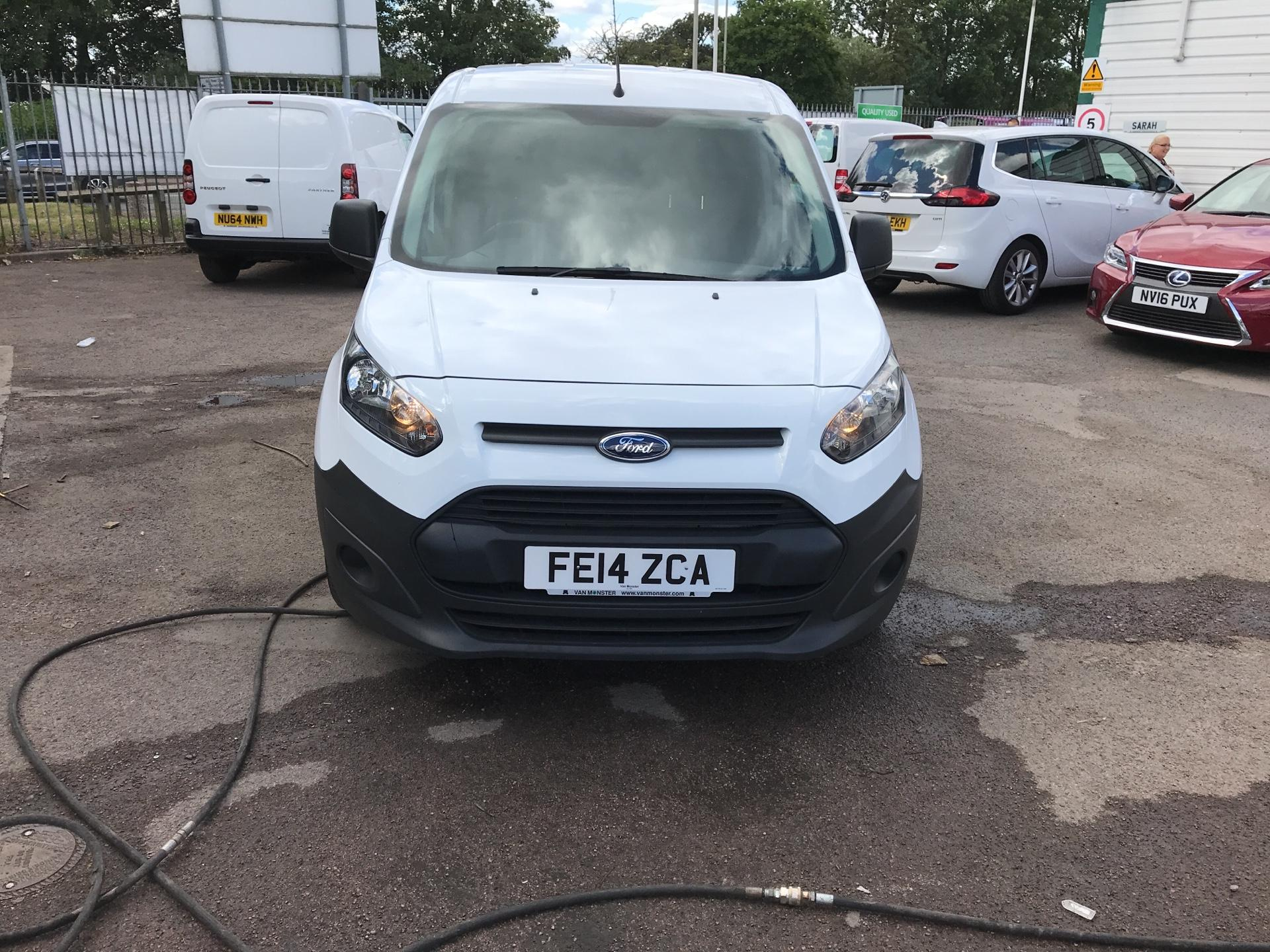 2014 Ford Transit Connect 1.6 Tdci 115Ps Van (FE14ZCA) Image 8