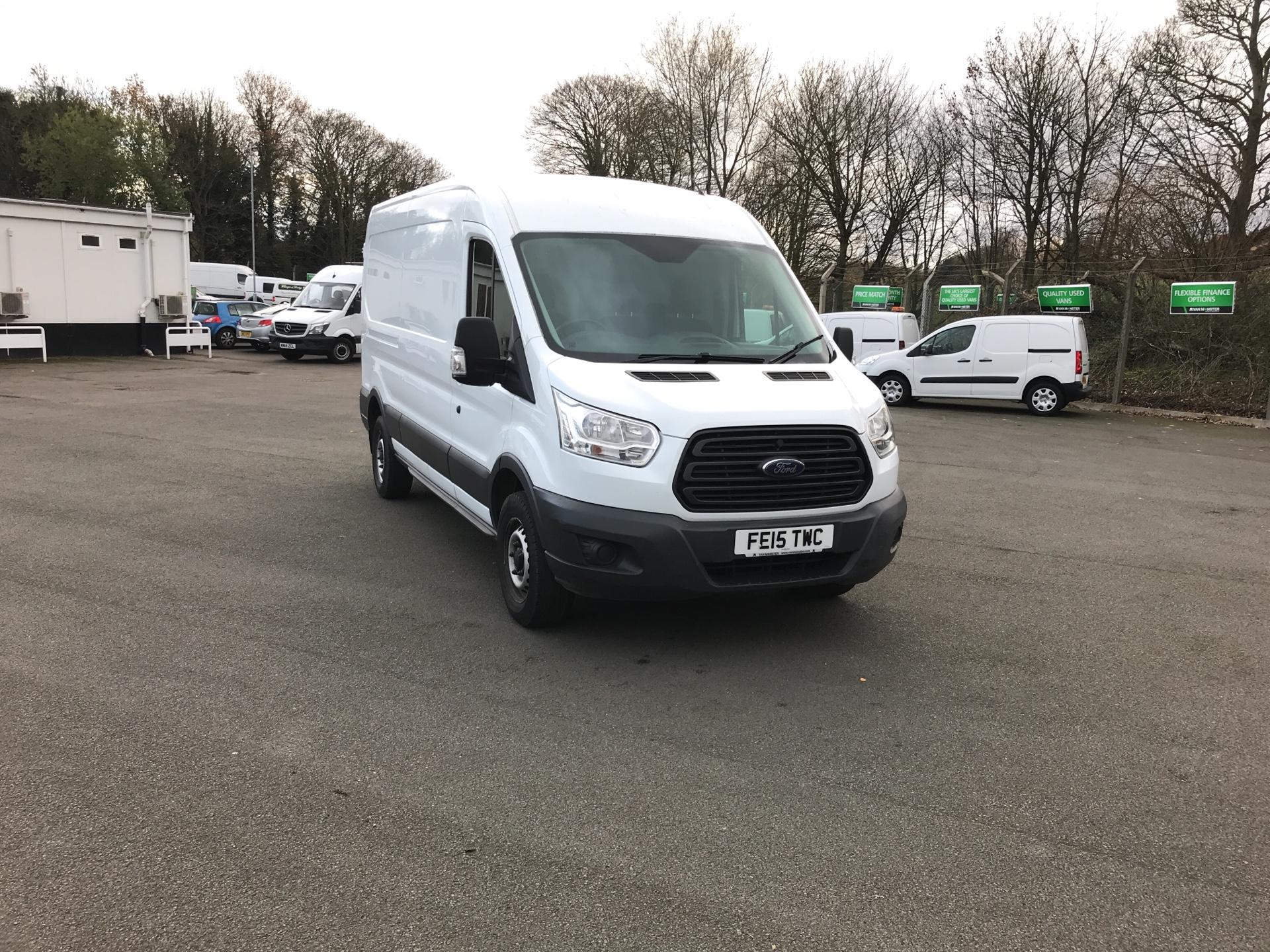 2015 Ford Transit   350 L3 H2 VAN 125PS EURO 5 *VALUE RANGE VEHICLE - CONDITION REFLECTED IN PRICE* (FE15TWC)