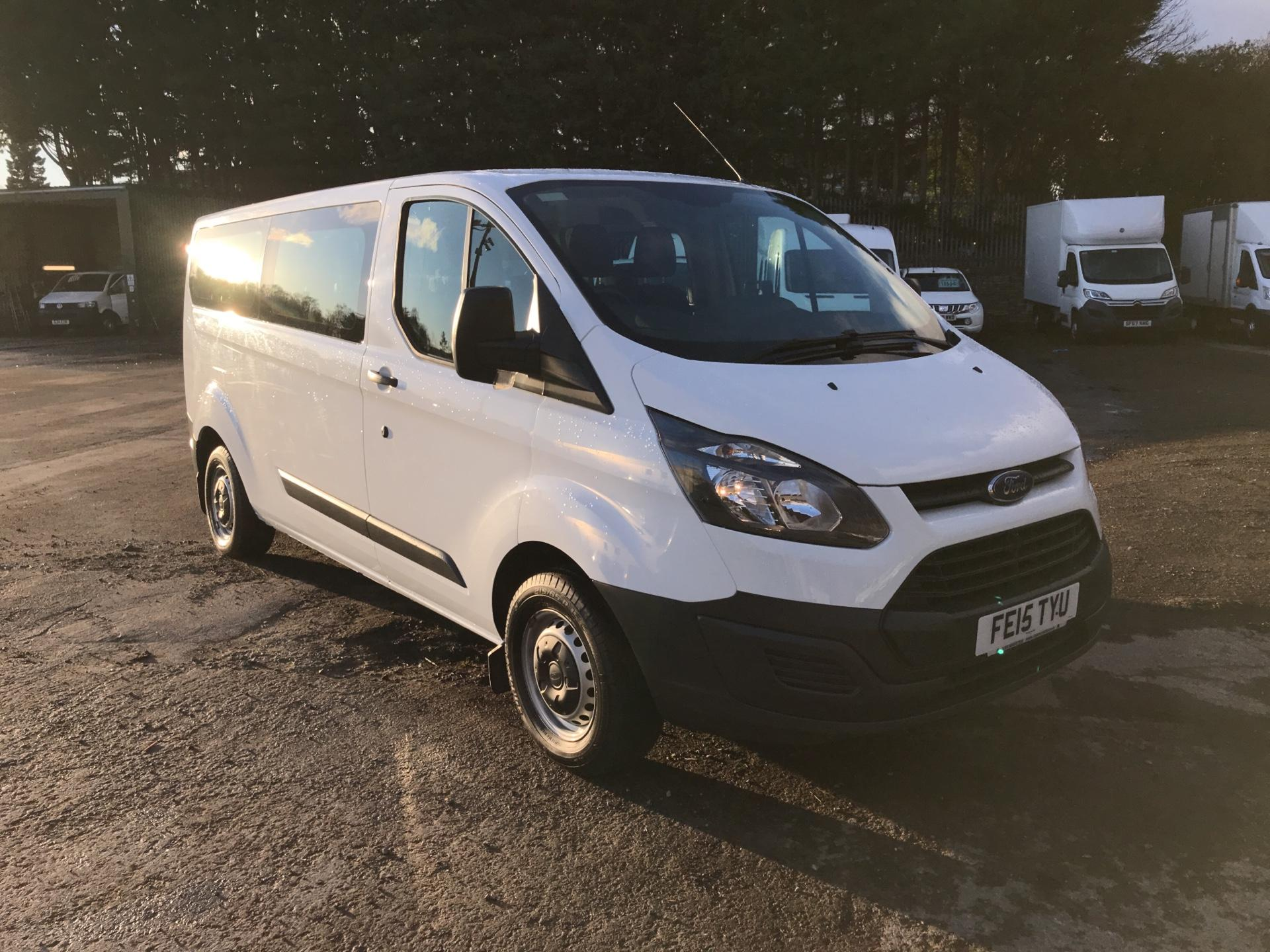 2015 Ford Transit Custom 310 L2 DIESEL FWD 2.2 TDCI 125PS LOW ROOF KOMBI EURO 5 (FE15TYU)