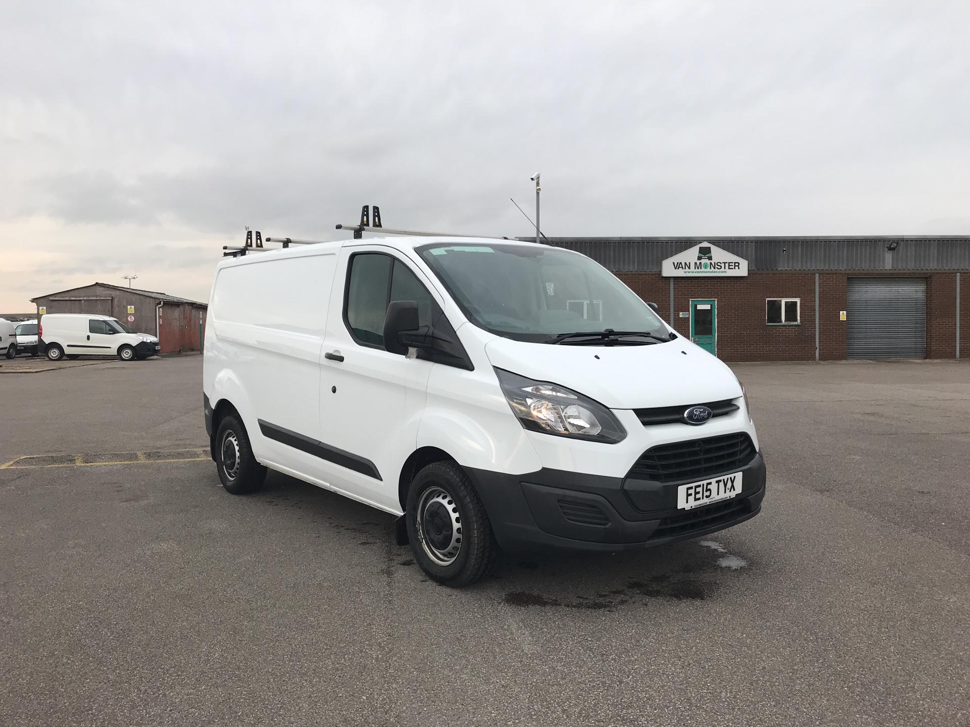 2015 Ford Transit Custom 290 L1 DIESEL FWD 2.2 TDCI 100PS LOW ROOF VAN EURO 5 (FE15TYX)