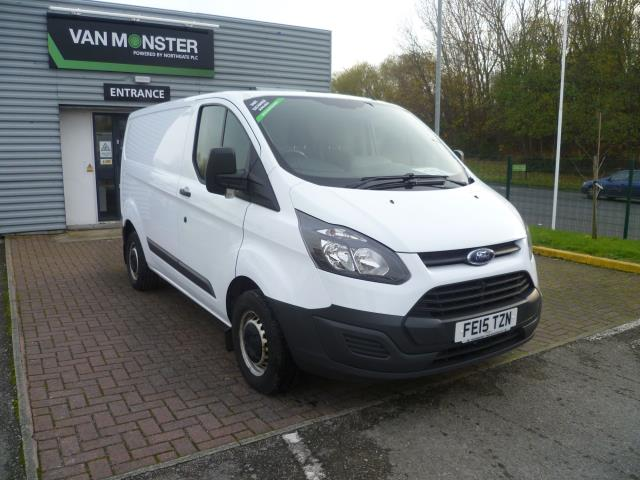 2015 Ford Transit Custom 290 L1 DIESEL FWD 2.2  TDCI 100PS LOW ROOF VAN EURO 5 (FE15TZN)