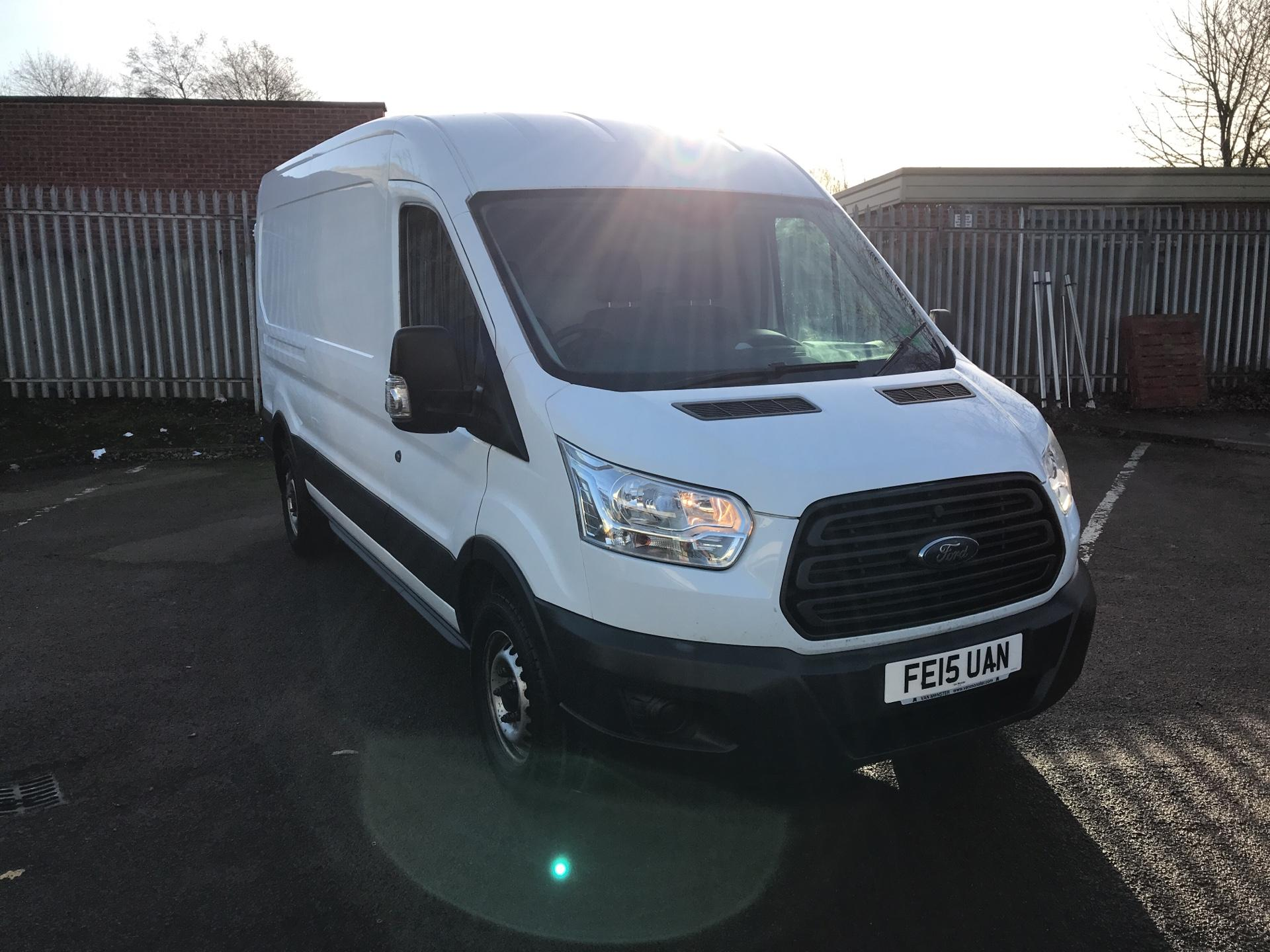 2015 Ford Transit 350 L3 H2 VAN 125PS EURO 5 *VALUE RANGE VEHICLE - CONDITION REFLECTED IN PRICE* (FE15UAN) Image 1