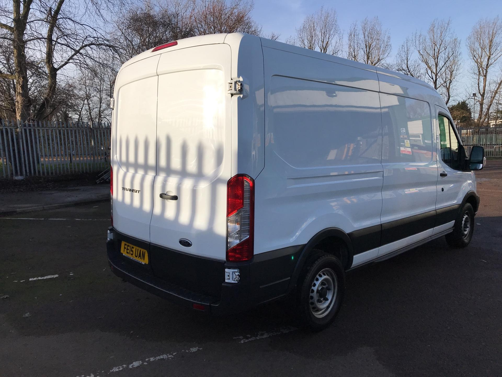 2015 Ford Transit 350 L3 H2 VAN 125PS EURO 5 *VALUE RANGE VEHICLE - CONDITION REFLECTED IN PRICE* (FE15UAN) Image 3