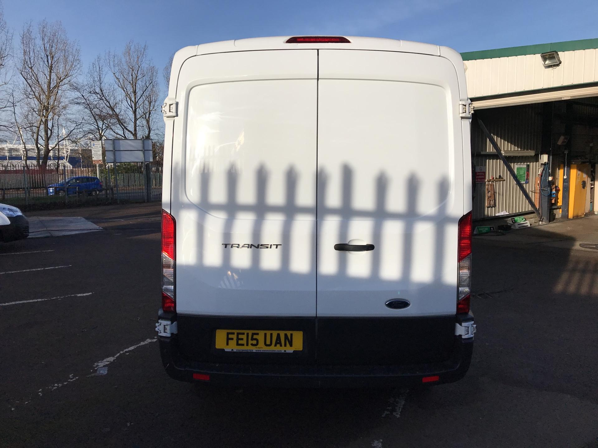 2015 Ford Transit 350 L3 H2 VAN 125PS EURO 5 *VALUE RANGE VEHICLE - CONDITION REFLECTED IN PRICE* (FE15UAN) Image 4