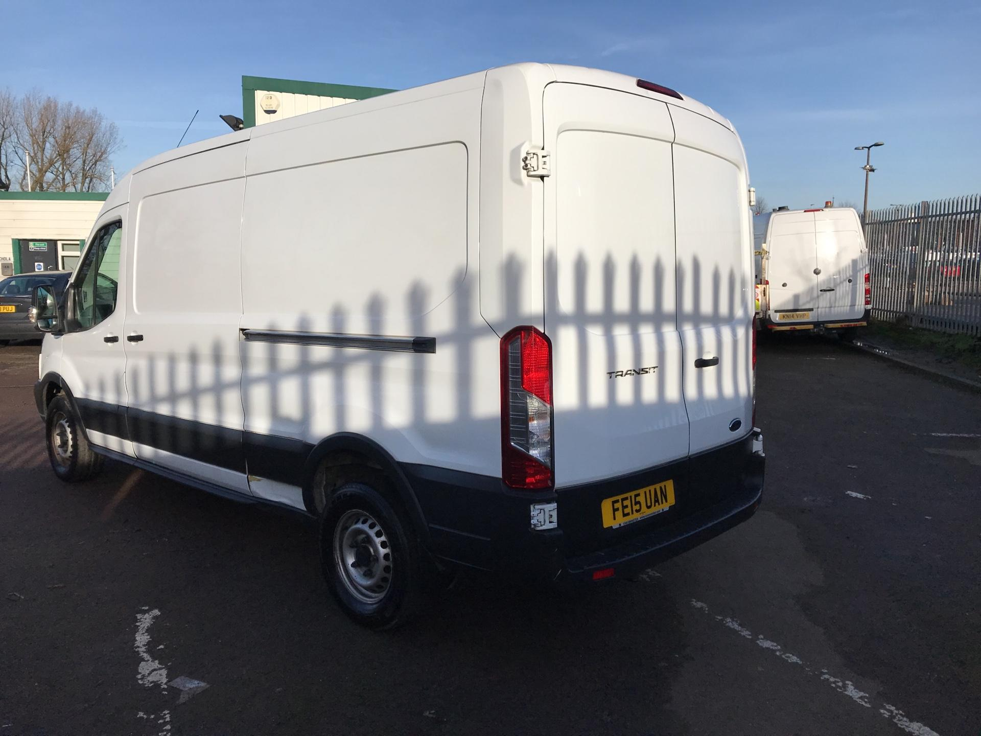 2015 Ford Transit 350 L3 H2 VAN 125PS EURO 5 *VALUE RANGE VEHICLE - CONDITION REFLECTED IN PRICE* (FE15UAN) Image 5