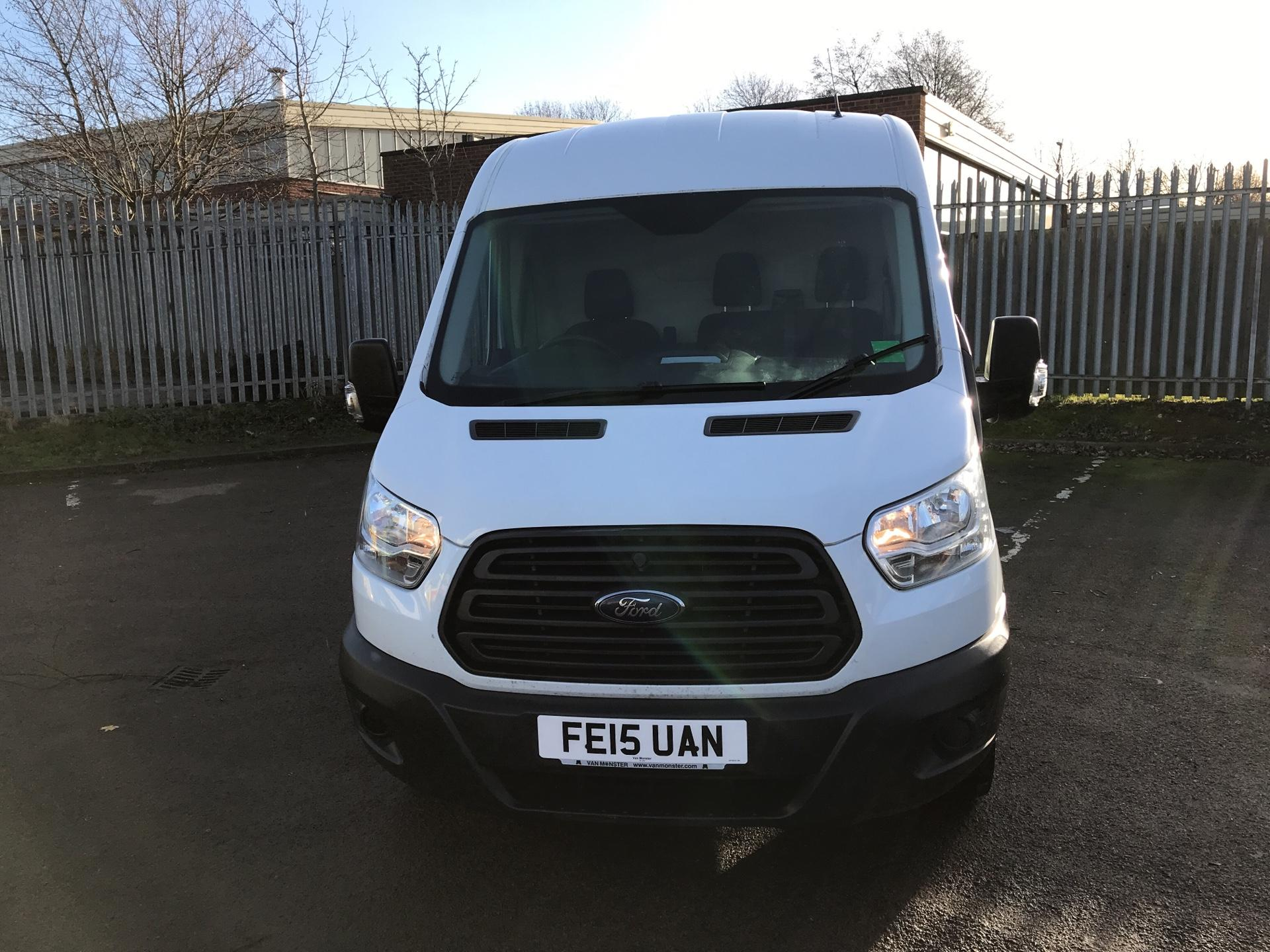 2015 Ford Transit 350 L3 H2 VAN 125PS EURO 5 *VALUE RANGE VEHICLE - CONDITION REFLECTED IN PRICE* (FE15UAN) Image 8