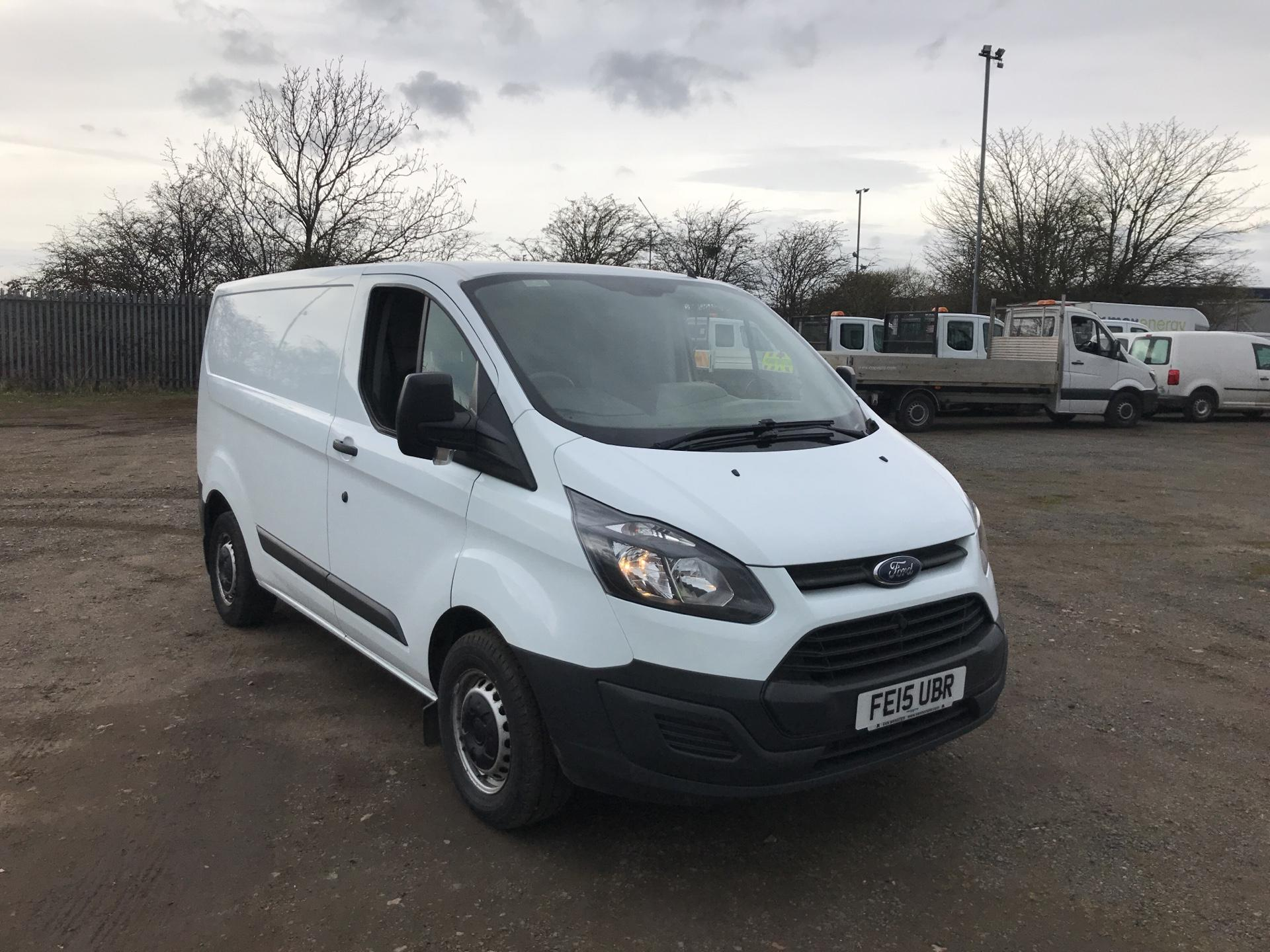 2015 Ford Transit Custom 290 L1 DIESEL FWD 2.2  TDCI 100PS LOW ROOF VAN EURO 5 (FE15UBR)
