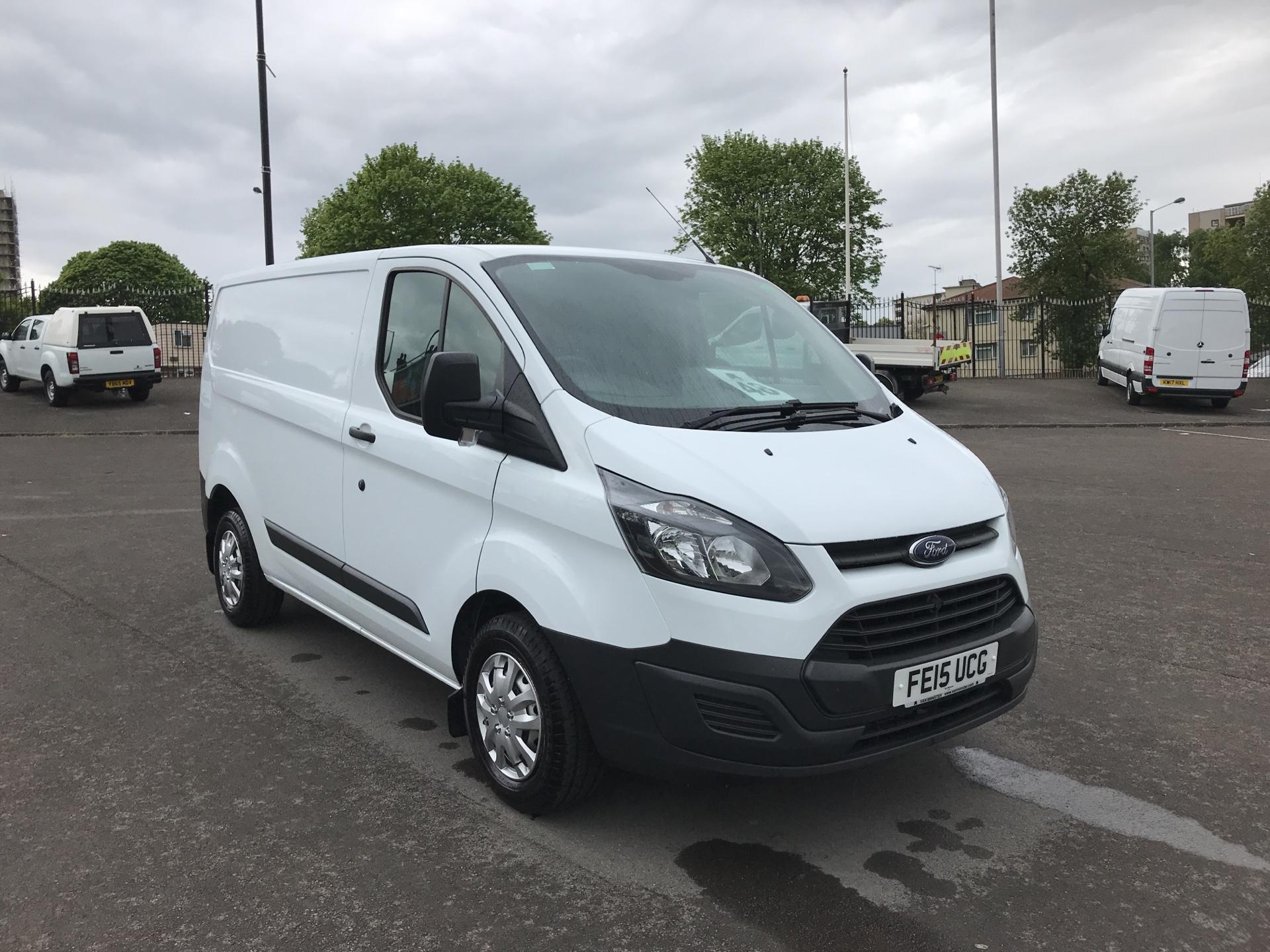 2015 Ford Transit Custom 2.2 Tdci 100Ps Low Roof Van (FE15UCG)