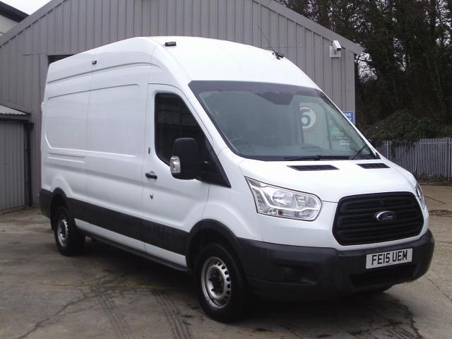 2015 Ford Transit 2.2 Tdci 125Ps H3 Van (FE15UEM)