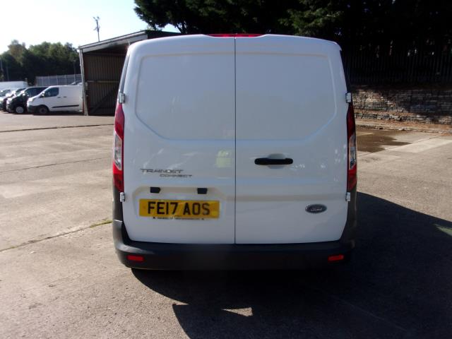 2017 Ford Transit Connect 200 1.5 Tdci 75Ps Van (FE17AOS) Image 10