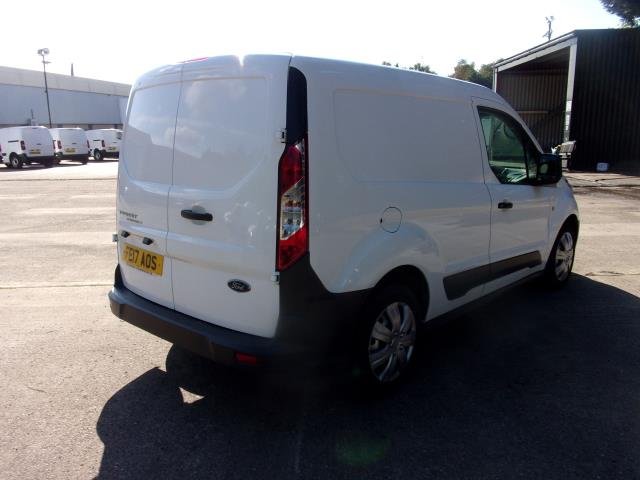 2017 Ford Transit Connect 200 1.5 Tdci 75Ps Van (FE17AOS) Image 9