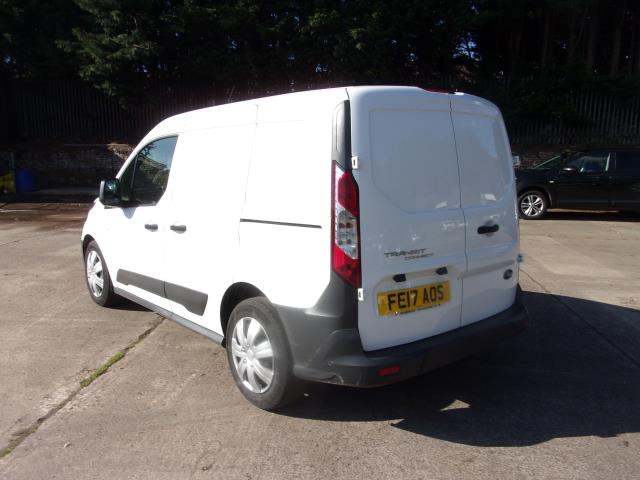 2017 Ford Transit Connect 200 1.5 Tdci 75Ps Van (FE17AOS) Image 11