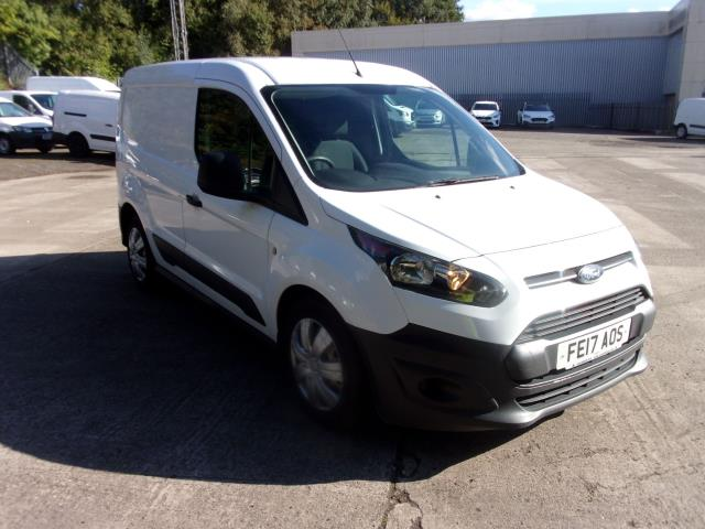 2017 Ford Transit Connect 200 1.5 Tdci 75Ps Van (FE17AOS)