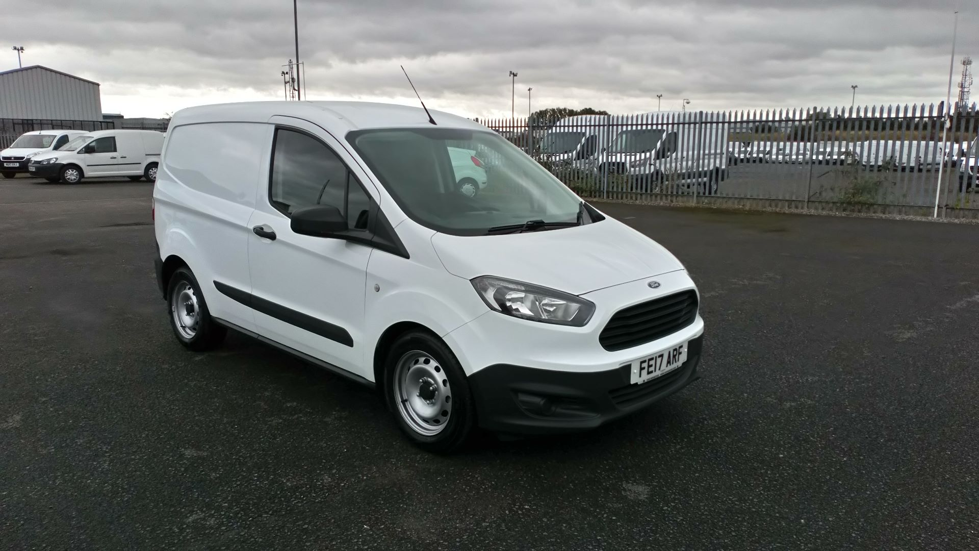 2017 Ford Transit Courier 1.5 Tdci Van (FE17ARF)