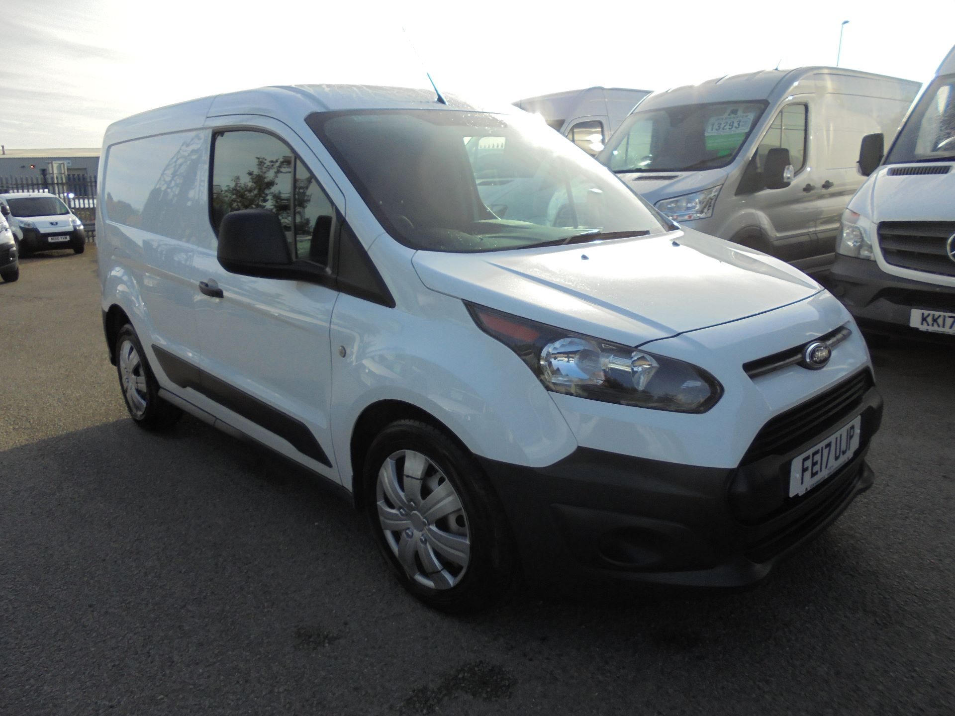 2017 Ford Transit Connect  200 L1 Diesel 1.5 TDCi 75PS Van EURO 6 (FE17UJP)