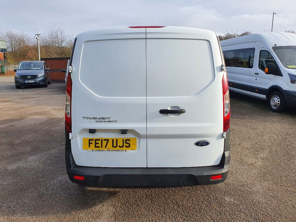 2017 Ford Transit Connect 1.5 Tdci 75Ps Van (FE17UJS) Image 9
