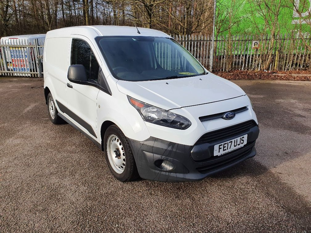2017 Ford Transit Connect 1.5 Tdci 75Ps Van (FE17UJS)