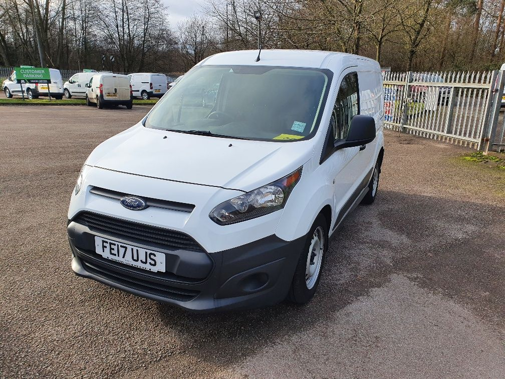 2017 Ford Transit Connect 1.5 Tdci 75Ps Van (FE17UJS) Image 3