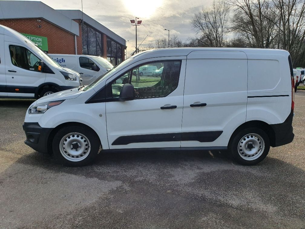2017 Ford Transit Connect 1.5 Tdci 75Ps Van (FE17UJS) Image 12