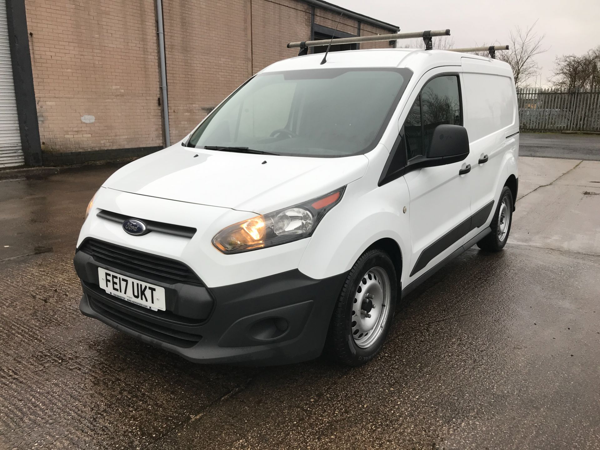 2017 Ford Transit Connect T200 L1 H1 1.5TDCI 75PS EURO 6  (FE17UKT) Thumbnail 13