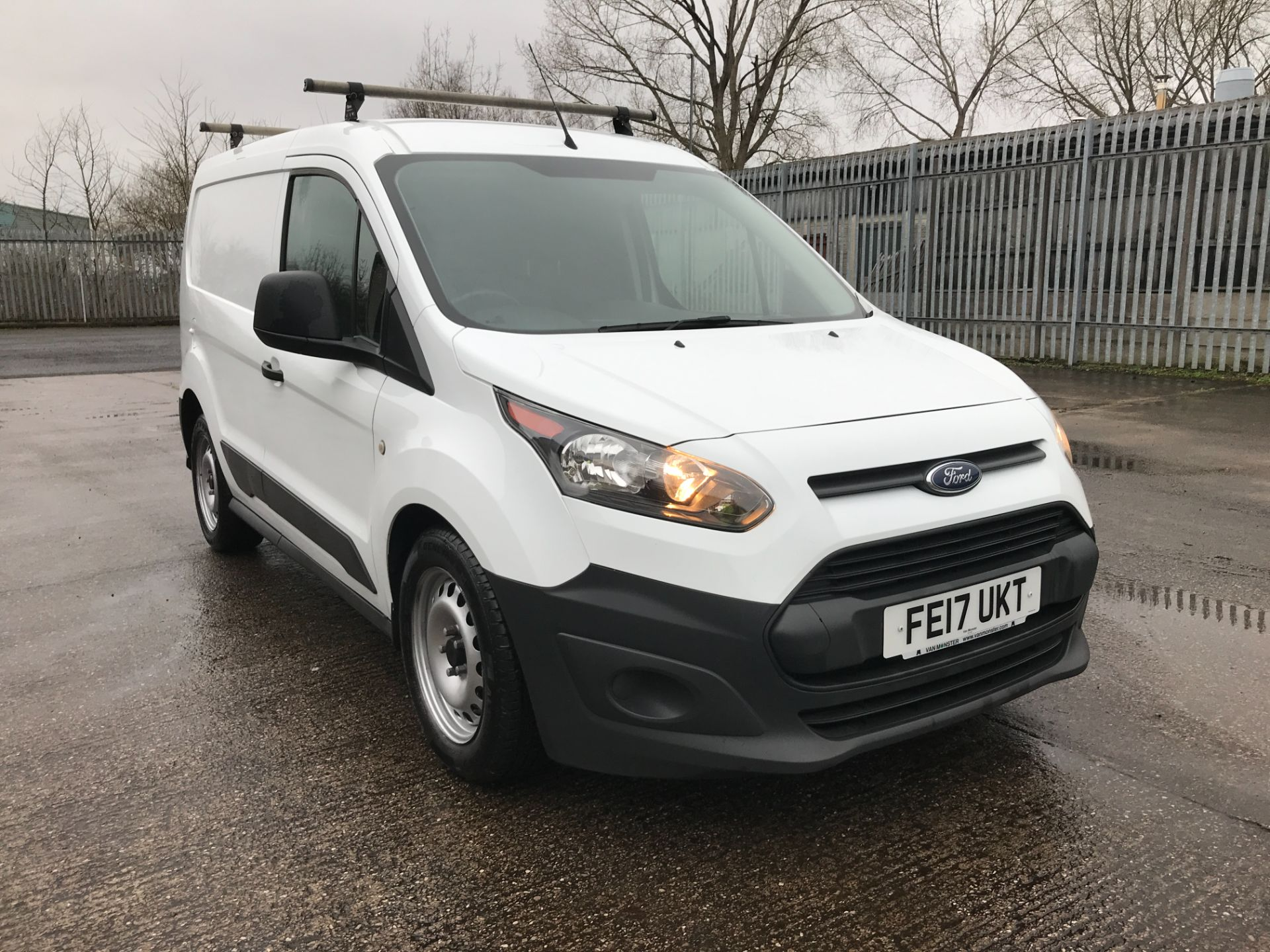 2017 Ford Transit Connect T200 L1 H1 1.5TDCI 75PS EURO 6  (FE17UKT) Thumbnail 1