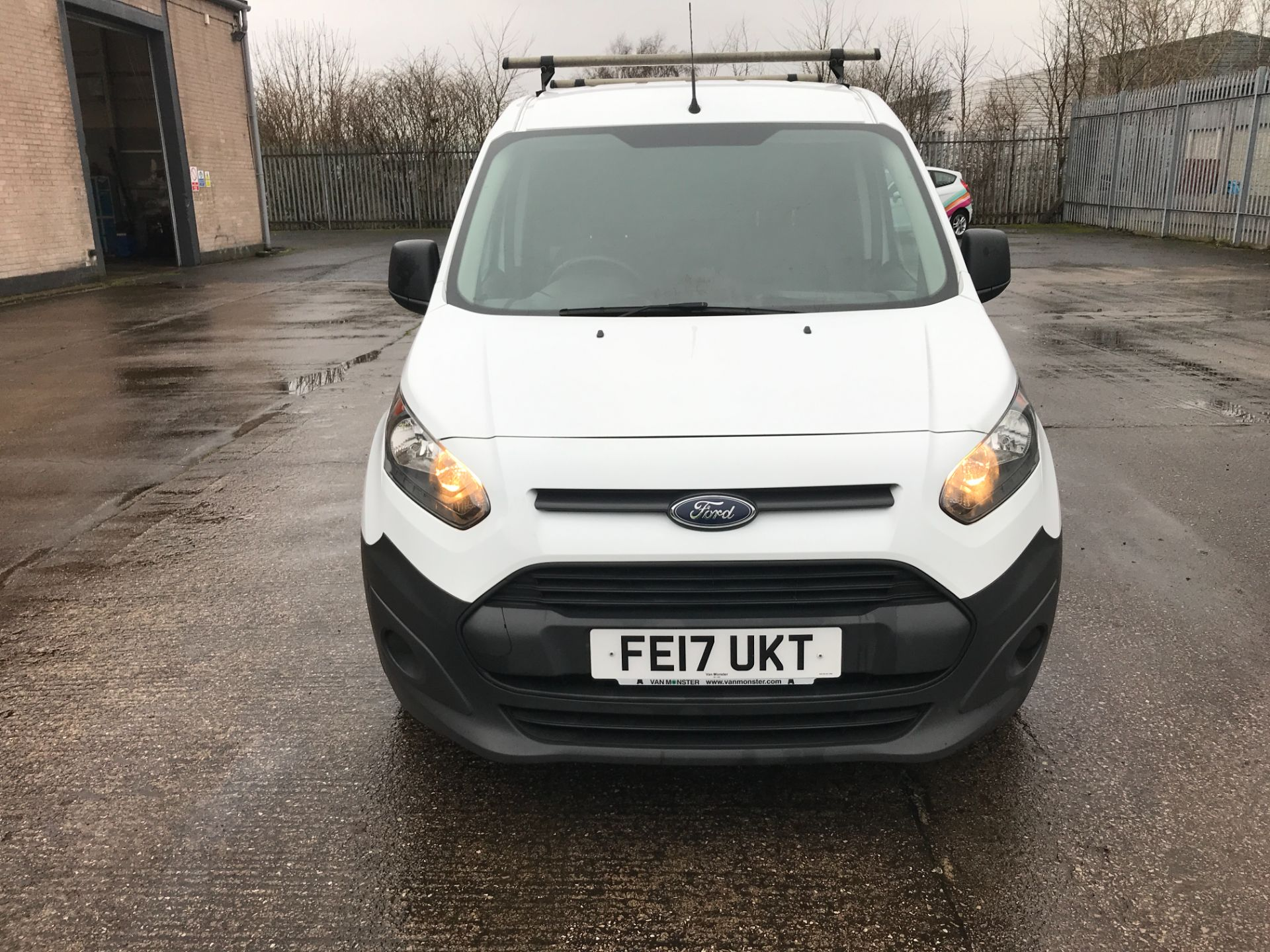 2017 Ford Transit Connect T200 L1 H1 1.5TDCI 75PS EURO 6  (FE17UKT) Thumbnail 14