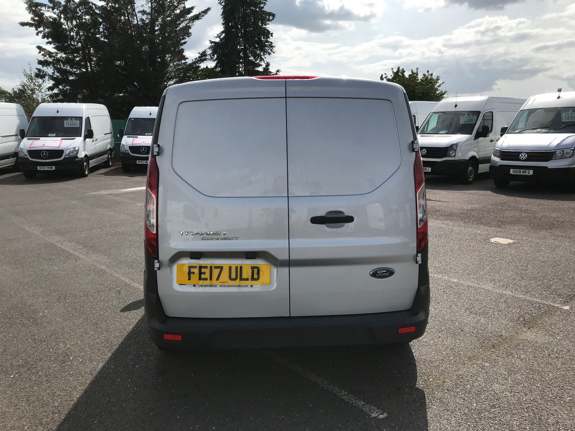2017 Ford Transit Connect   220 L1 1.5 TDCI 75PS EURO 6 (FE17ULD) Image 6