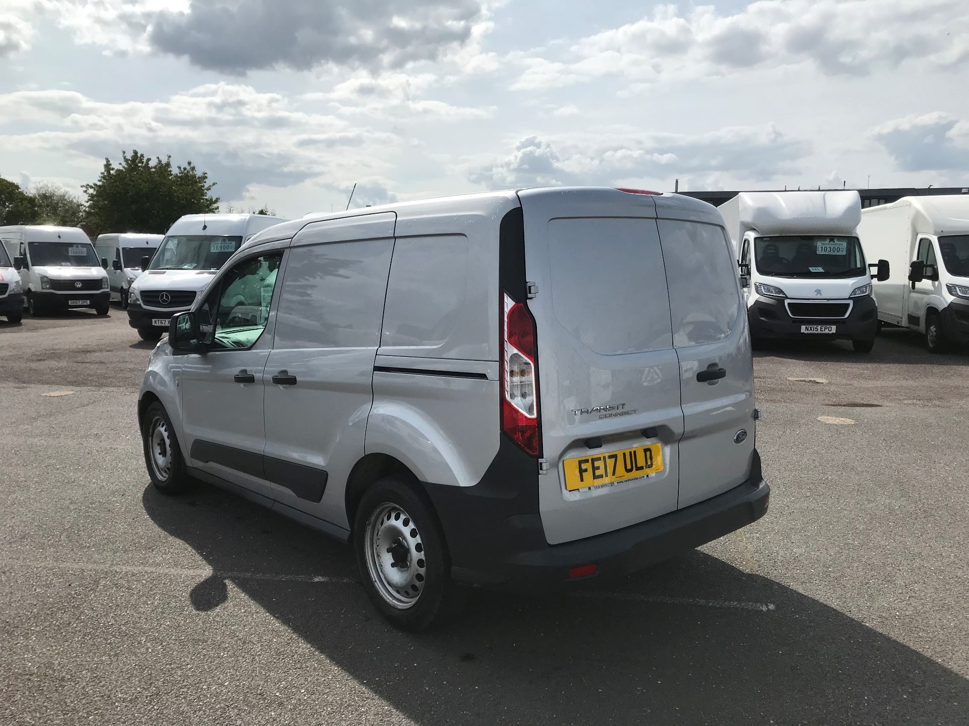 2017 Ford Transit Connect   220 L1 1.5 TDCI 75PS EURO 6 (FE17ULD) Image 5