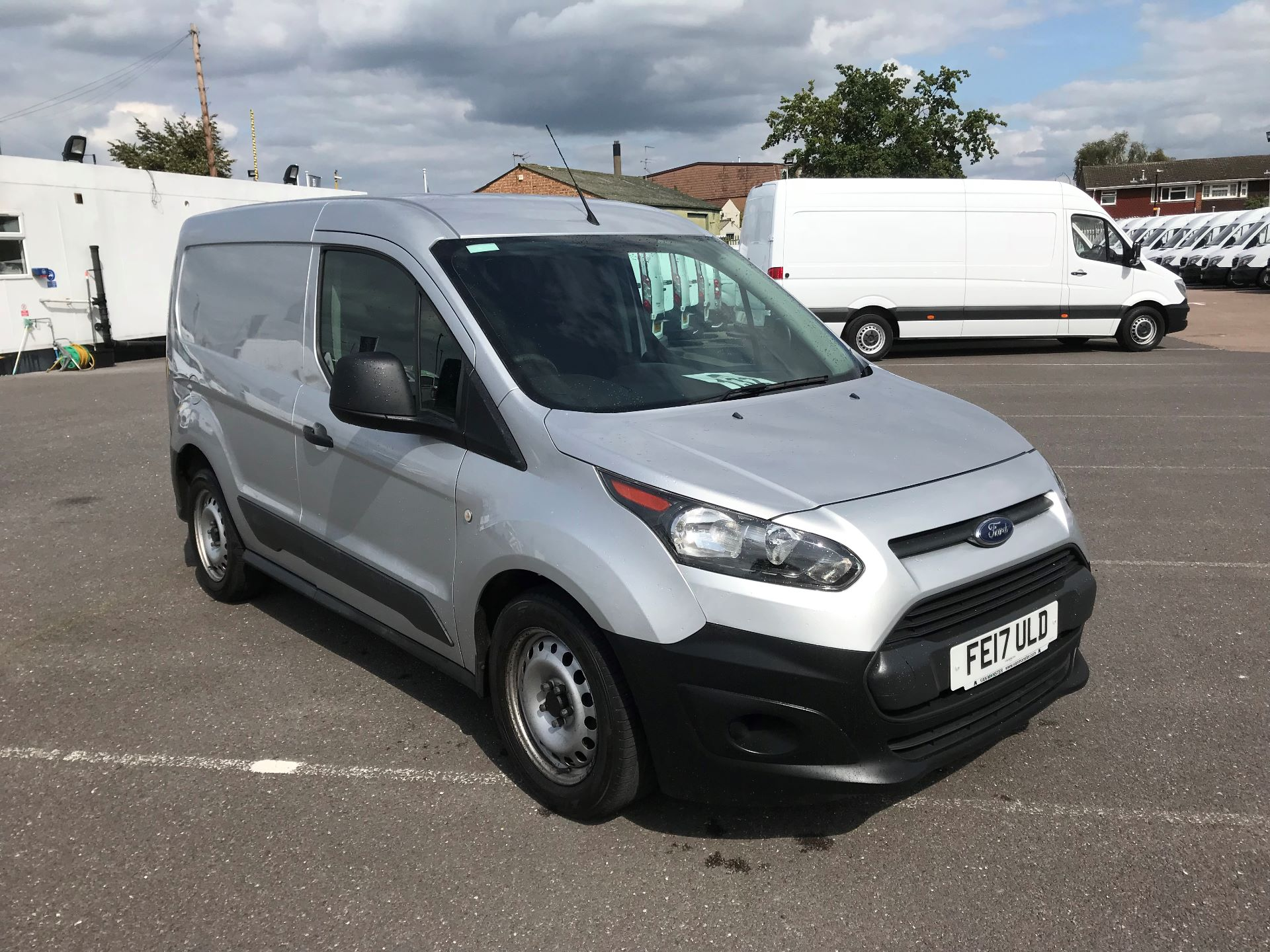 2017 Ford Transit Connect   220 L1 1.5 TDCI 75PS EURO 6 (FE17ULD)