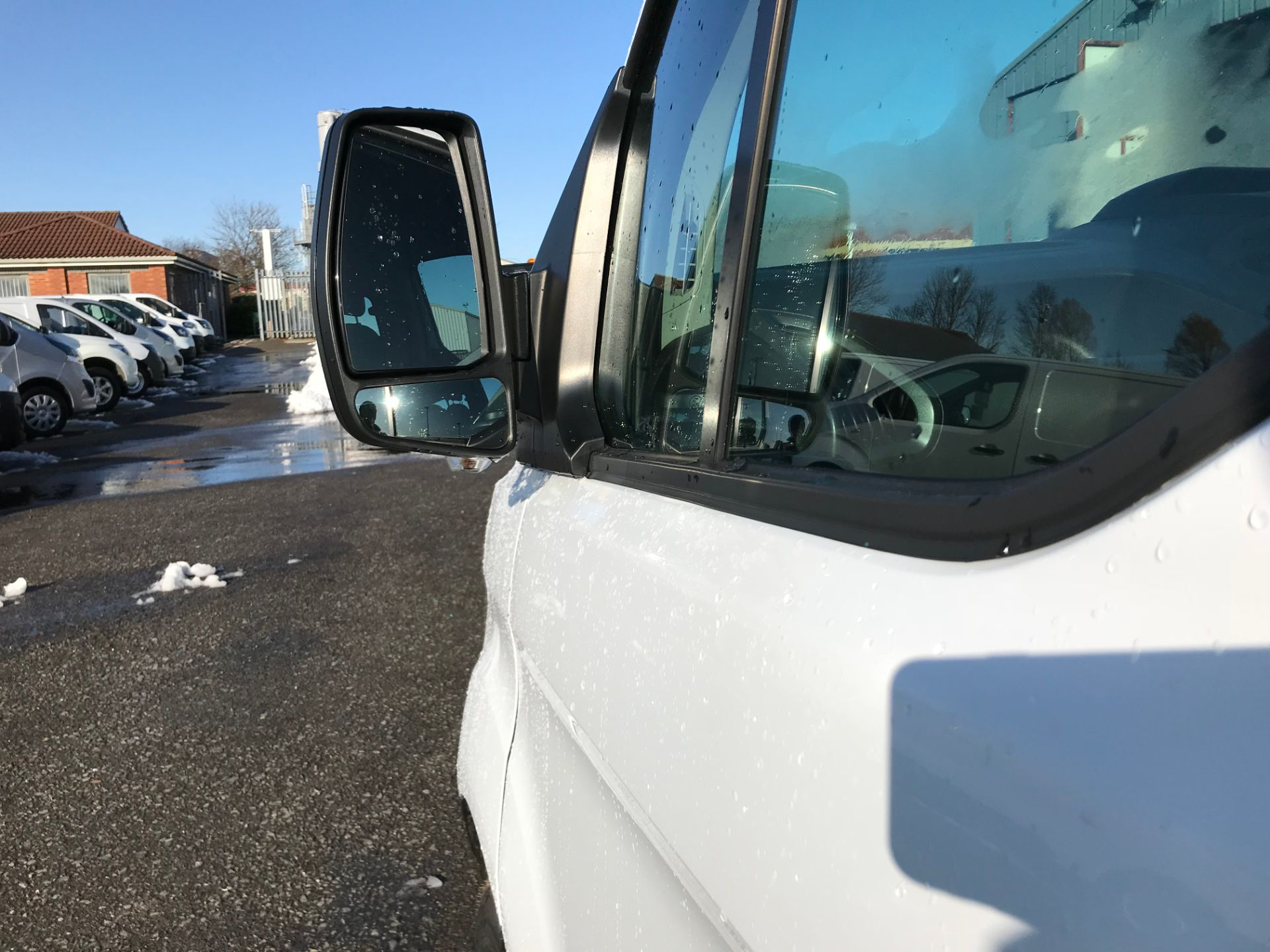 2017 Ford Transit Custom 2.0 Tdci 105Ps Low Roof D/Cab Van (FE17ULJ) Image 14