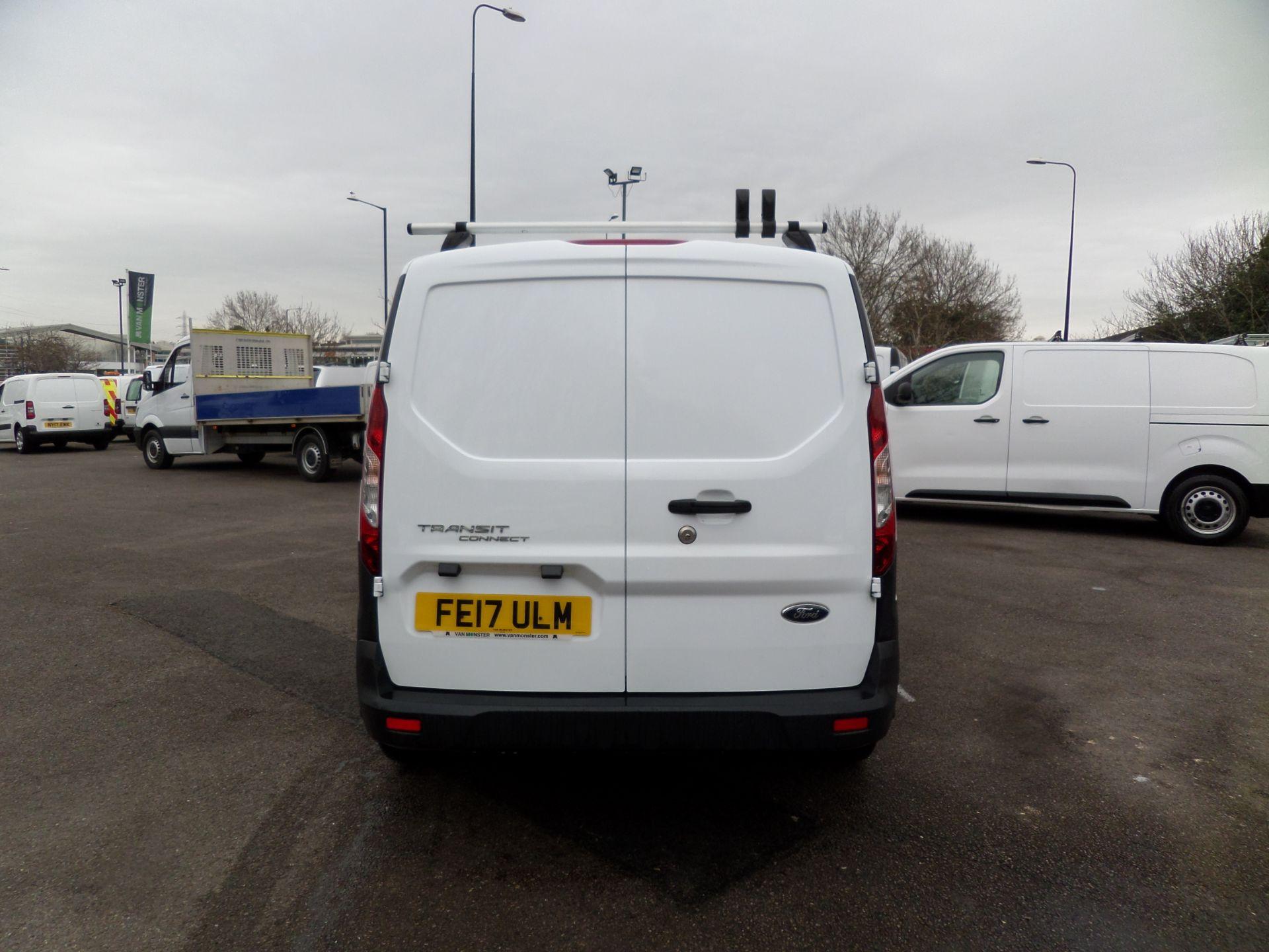 2017 Ford Transit Connect 1.5 Tdci 75Ps Van Euro 6 (FE17ULM) Image 3