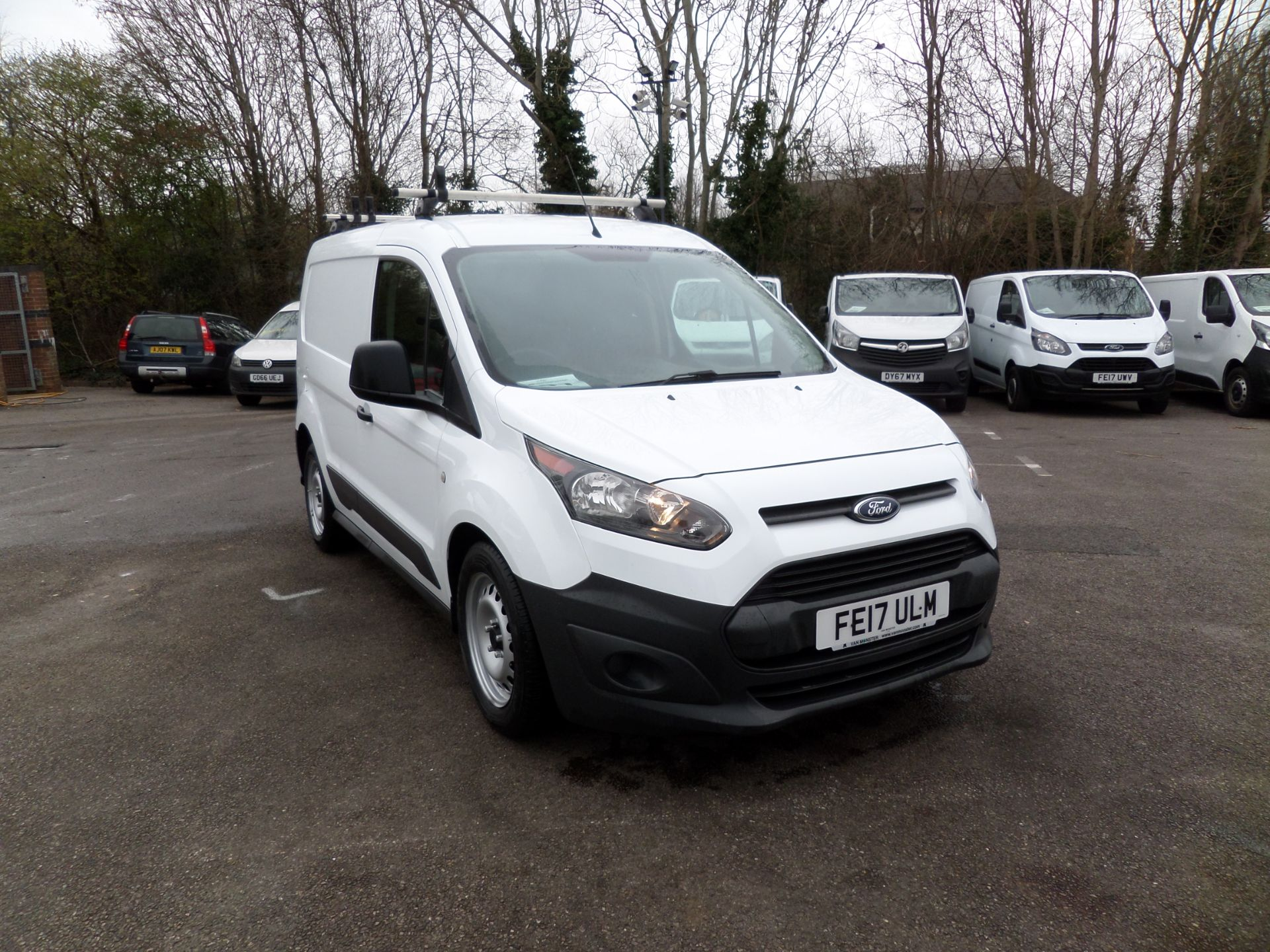 2017 Ford Transit Connect 1.5 Tdci 75Ps Van Euro 6 (FE17ULM)
