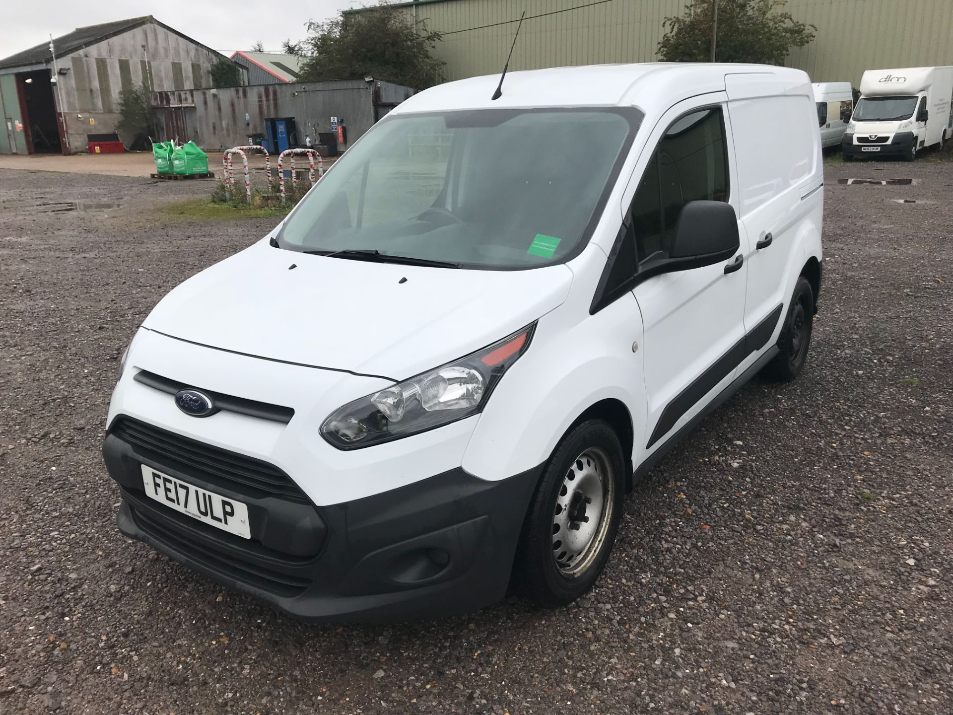 2017 Ford Transit Connect 1.5 Tdci 75Ps Van (FE17ULP) Image 3