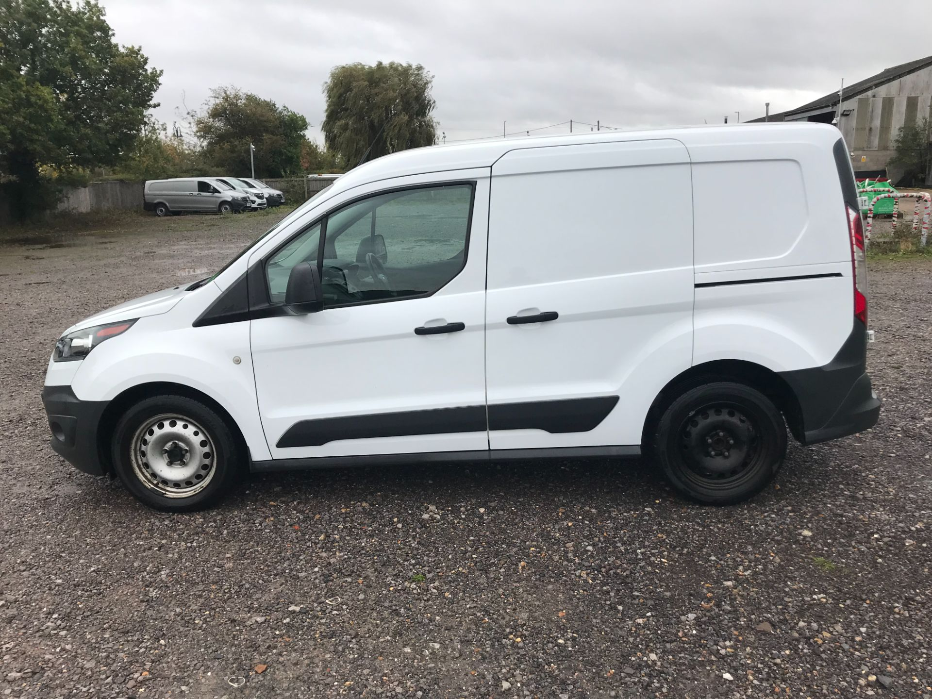2017 Ford Transit Connect 1.5 Tdci 75Ps Van (FE17ULP) Image 7