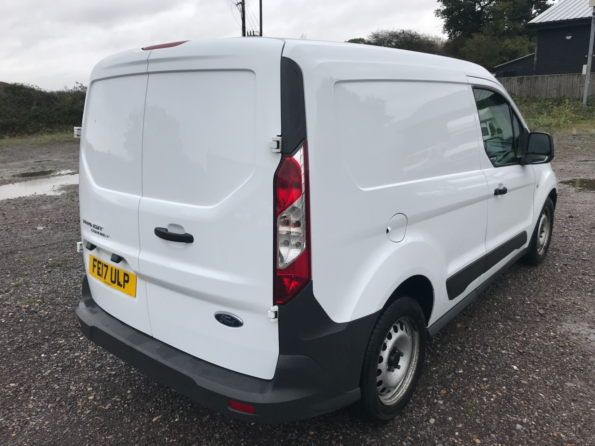 2017 Ford Transit Connect 1.5 Tdci 75Ps Van (FE17ULP) Image 4