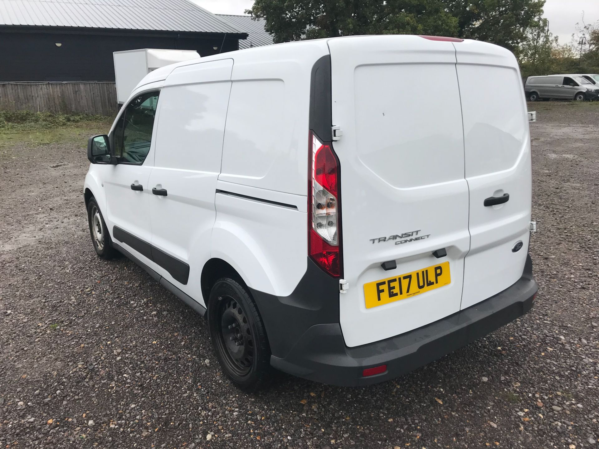 2017 Ford Transit Connect 1.5 Tdci 75Ps Van (FE17ULP) Image 6