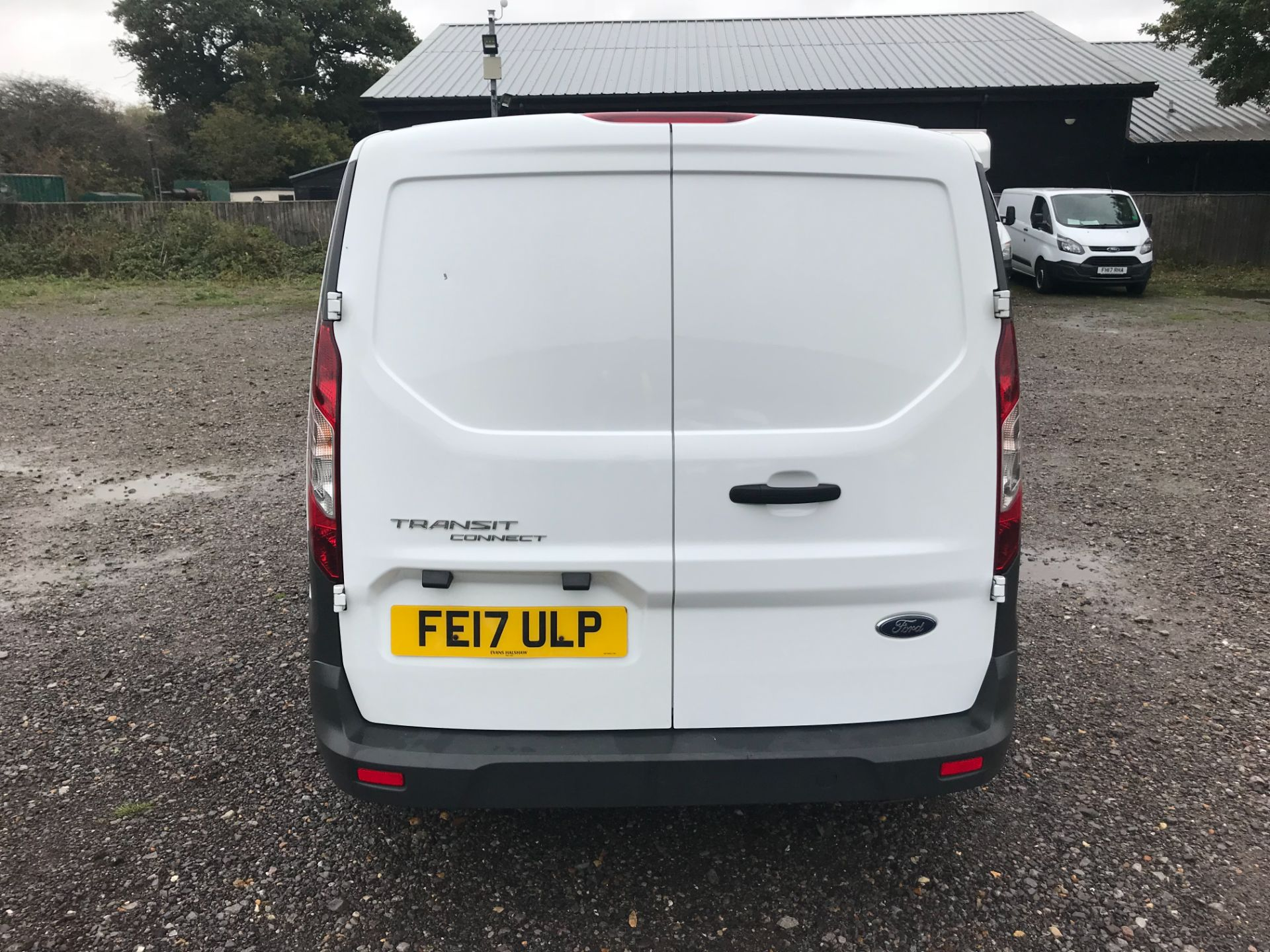 2017 Ford Transit Connect 1.5 Tdci 75Ps Van (FE17ULP) Image 5